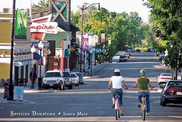 Main Street, Louisville, Colorado