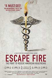 Escape Fire poster