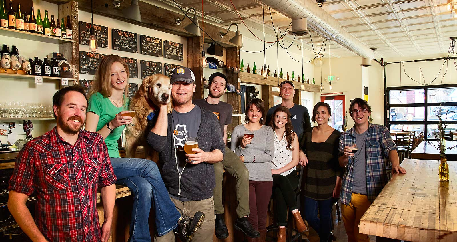 Featured Business: 12Degree Brewing