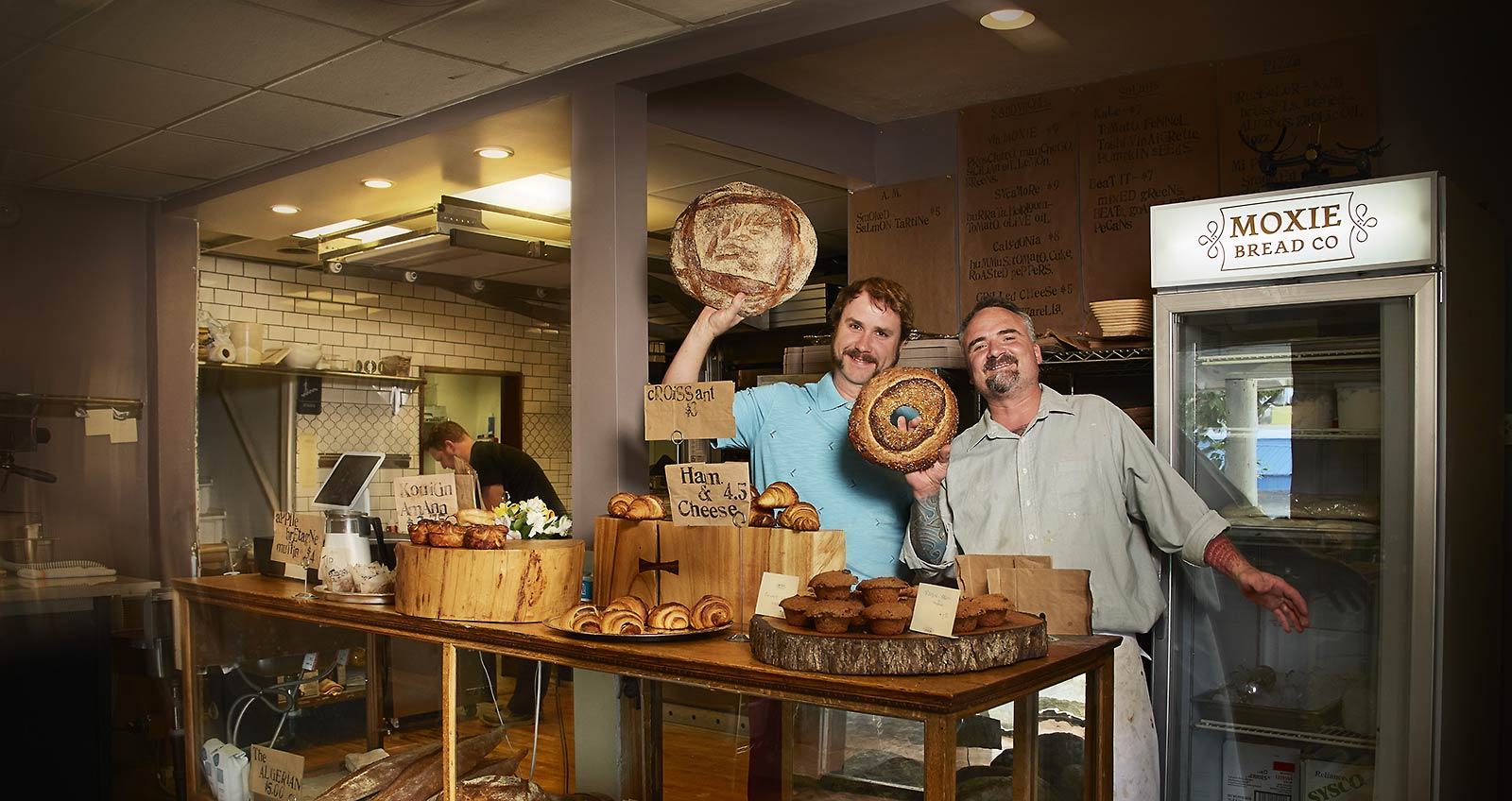 Featured Business: Moxie Bread Co.