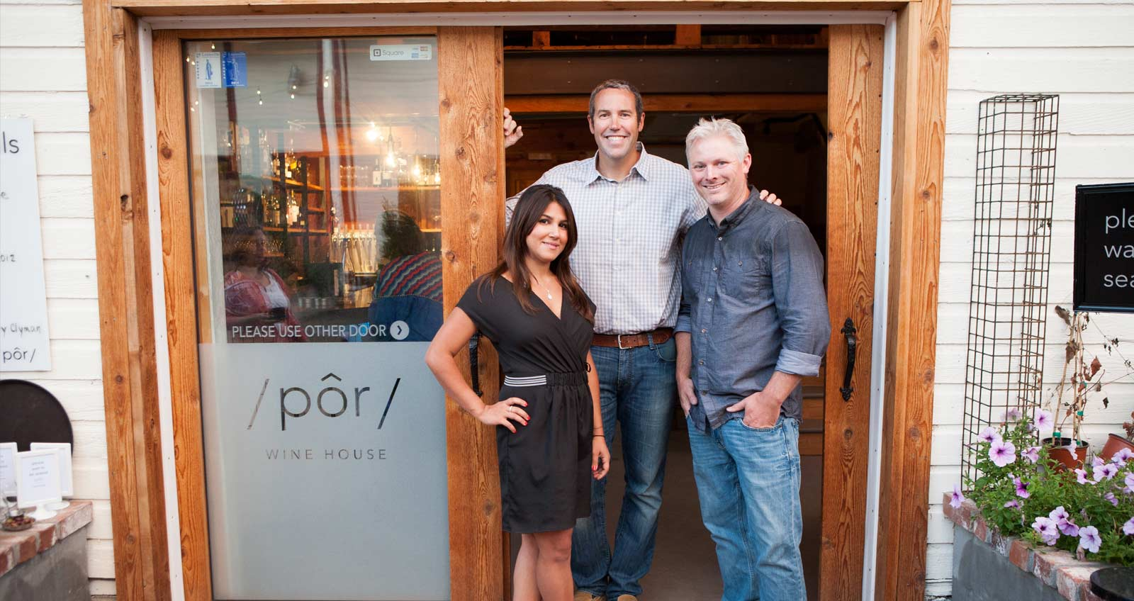 Featured Business: /por/ wine house
