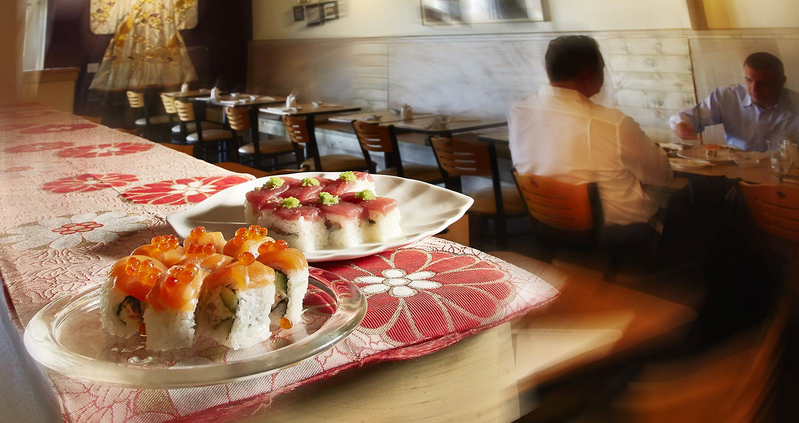 Featured Business: Sushi Yoshi