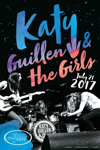 Katy Guillen & The Girls